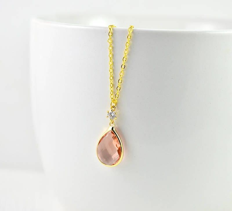 Bridal Gold Necklace 90955fea7c