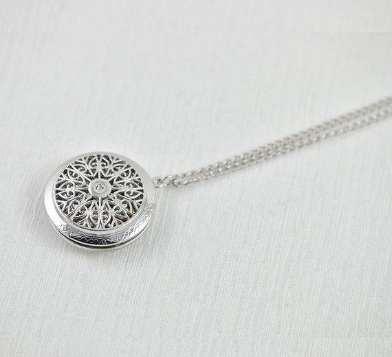 aromatherapy necklace diffuser pendant australia