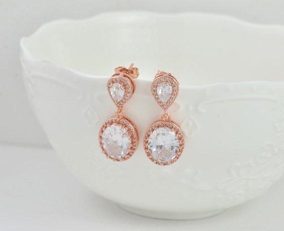 wedding earrings melbourne